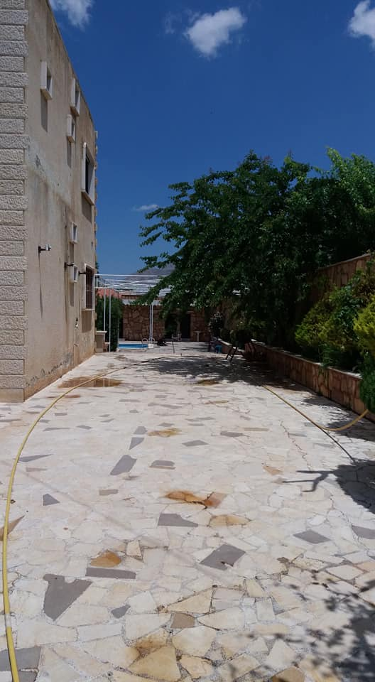 فلل و مزارع مضايا للاجار