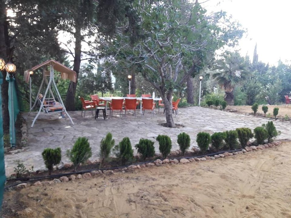 فلل و مزارع كروم مضايا