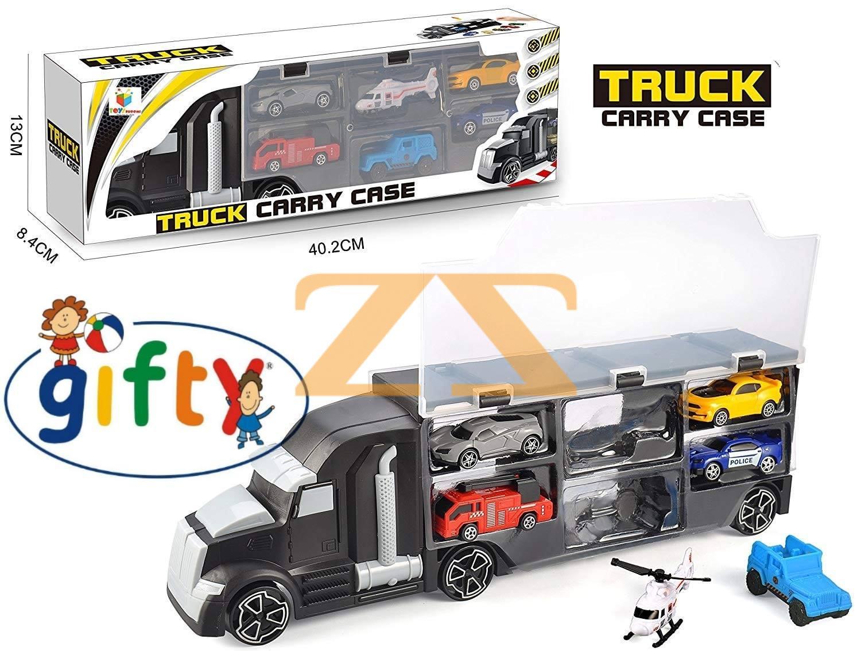 شاحنة سيارات
