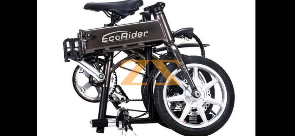 للبيع في دمشق دراجة كهربائية طوي