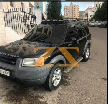 سيارة لاند روفر للإيجار في دمشق