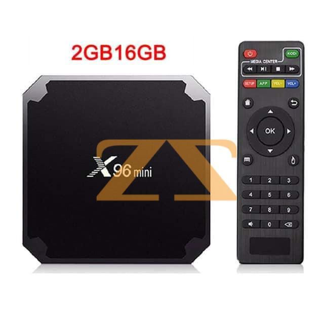 جهاز Smart TV Box Android X96 mini - Damazzle