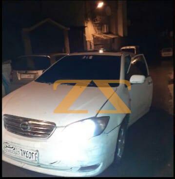 سيارة بي واي دي للإيجار في دمشق