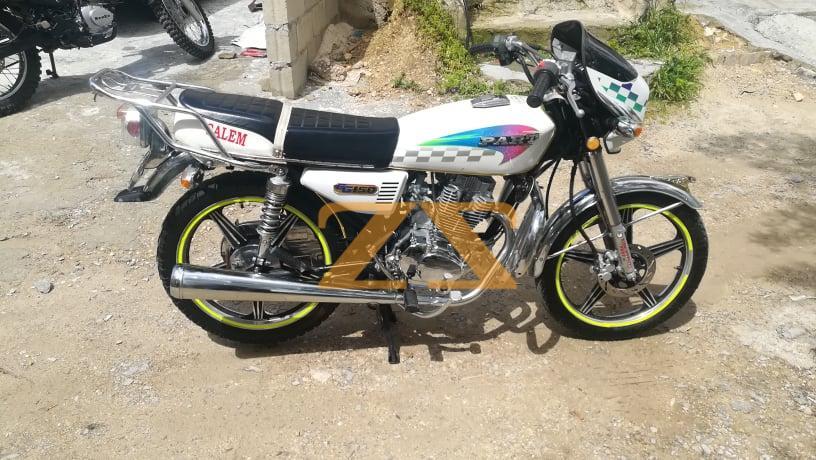 للبيع دراجة نارية بارت عقاد طرطوس