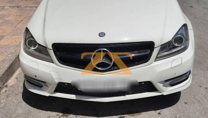 للبيع سيارة مرسيدس بنز c200 دمشق
