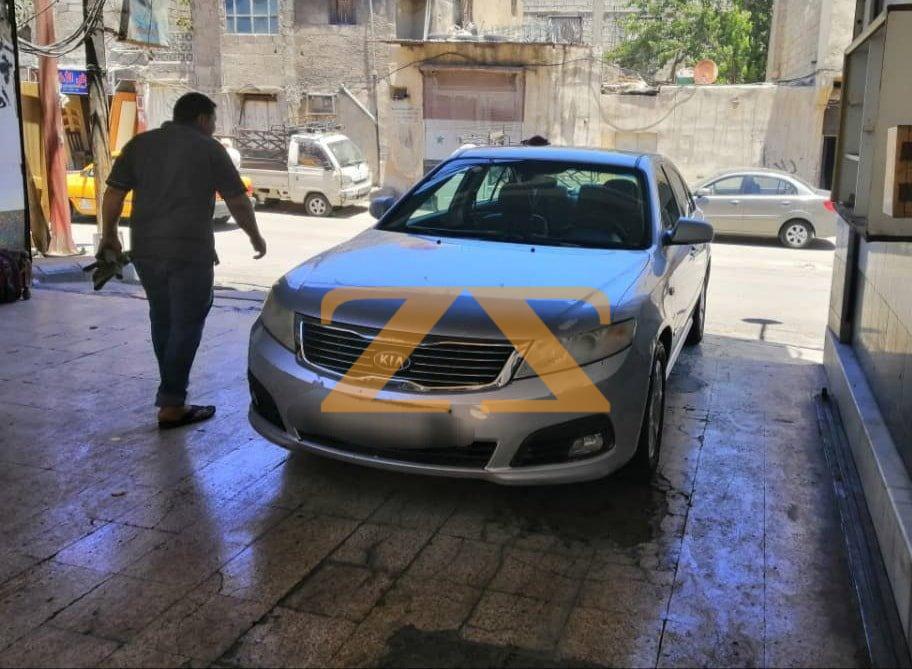 للبيع سيارة كيا اوبتيما دمشق