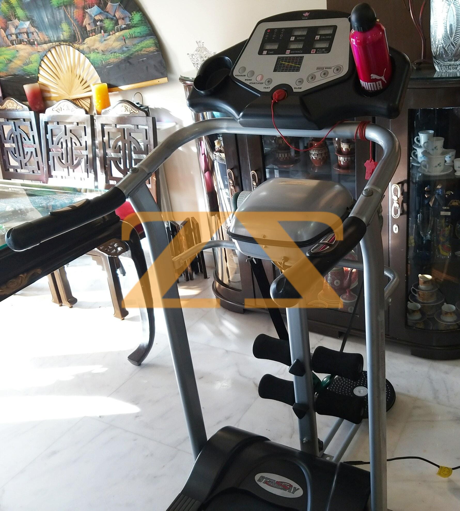 جهاز مشي كهربائي تايواني