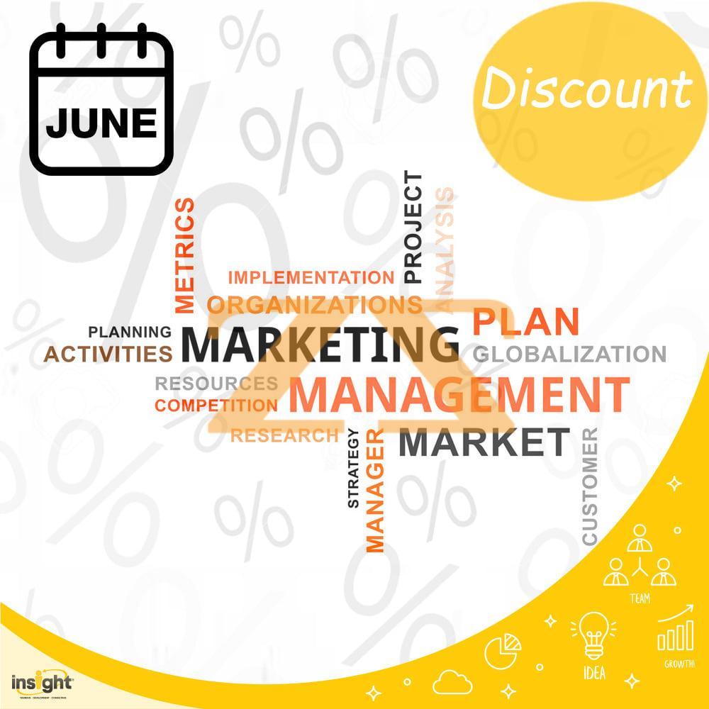 تدريب إدارة التسويق Marketing Management