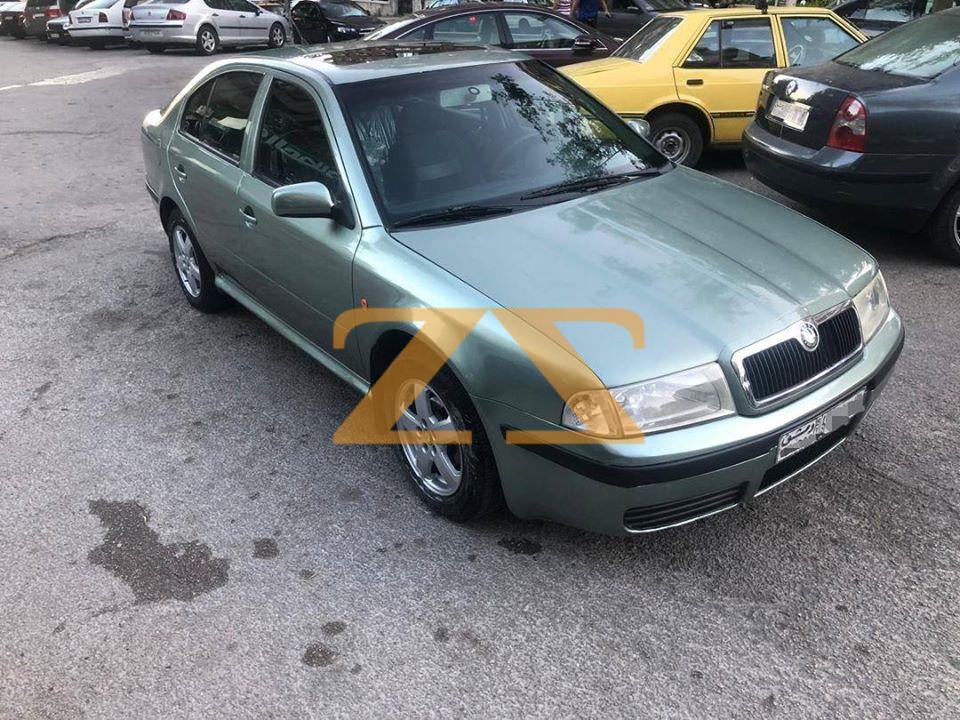 للبيع سيارة سكودا اوكتافيا دمشق