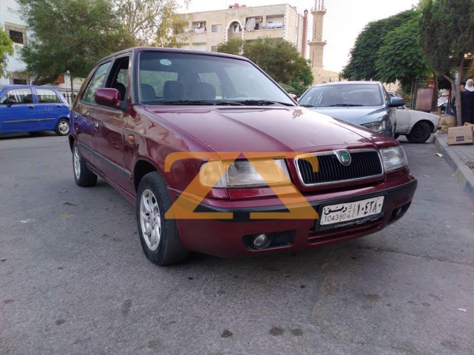 للبيع سيارة سكودا فينيسيا دمشق