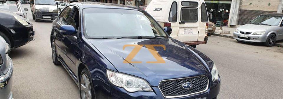 للبيع سيارة سوبارو ليغاسي دمشق