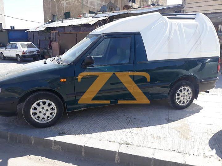 للبيع سيارة سكودا بيك اب حمص