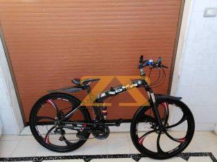 دراجة BMW  جبلية 