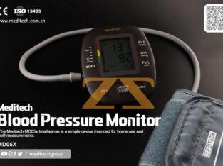 MD05X جهاز قياس ضغط الدم الديجيتال