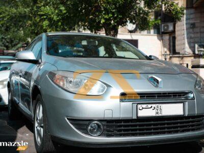 سيارة رينو الوانسي للبيع في دمشق(بعدسة دامازل برو)