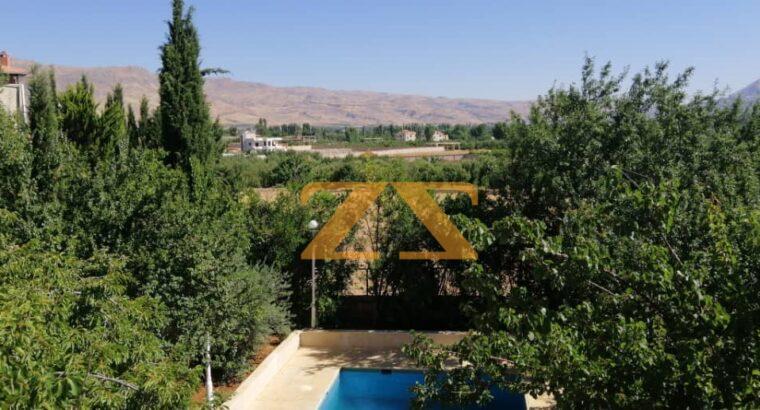 مزرعة للإيجار في ريف دمشق مضايا