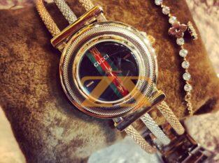 ساعة غوتشي