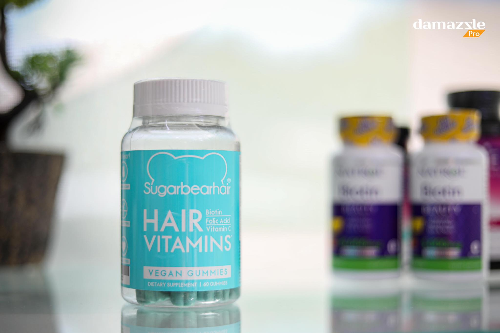 sugar bearhair vitamin