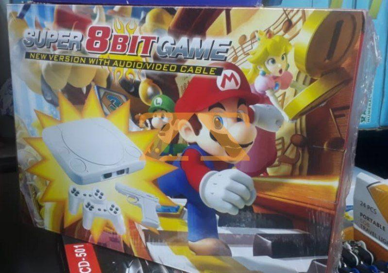 لعبة super 8bite game