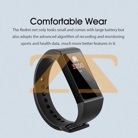 سوار ذكي للياقة البدنية Redmi Smart Band