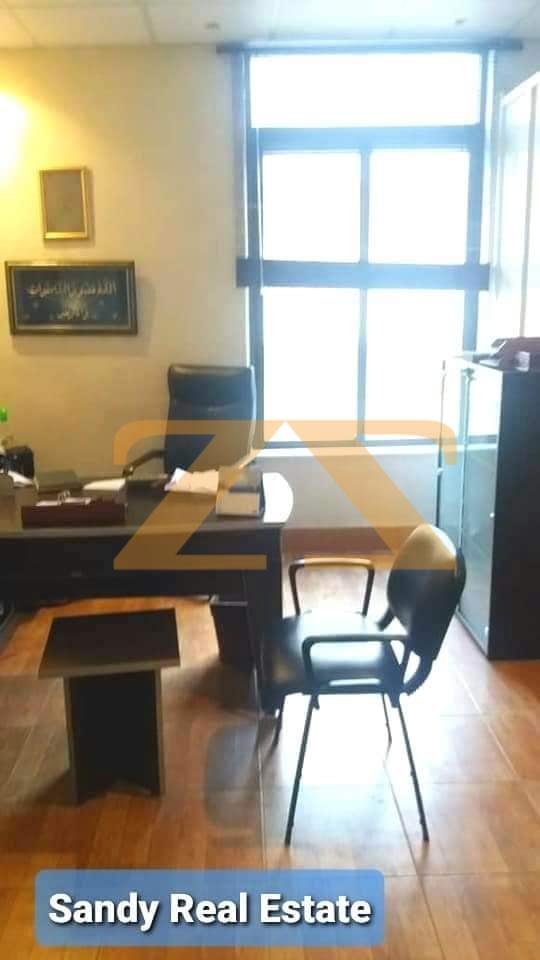 مكتب تجاري للإيجارفي دمشق التجهيز