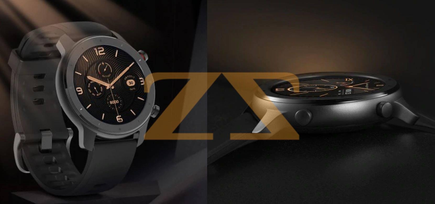 ساعة رياضية ذكية Amazfit GTR Lite