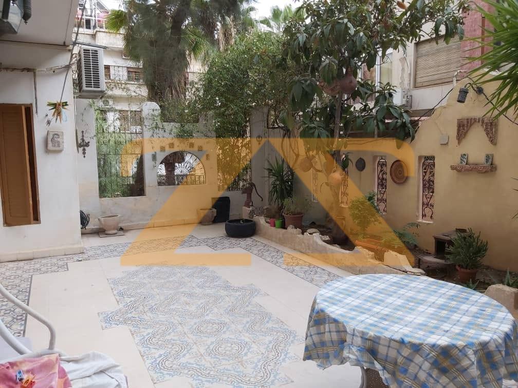منزل للإيجارفي دمشق المزة