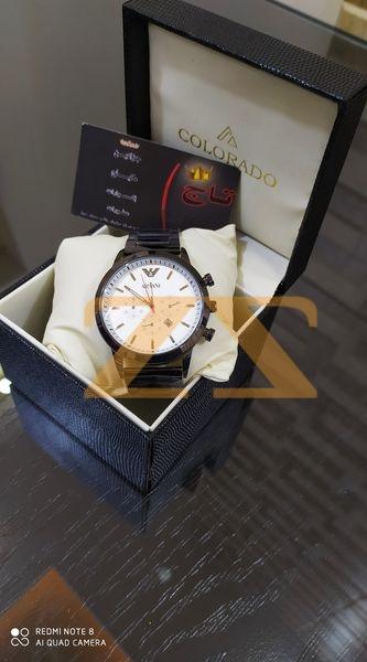 ساعة Armani
