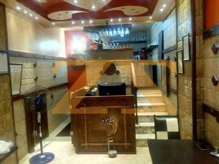 مطعم للبيع في ريف دمشق جرمانا