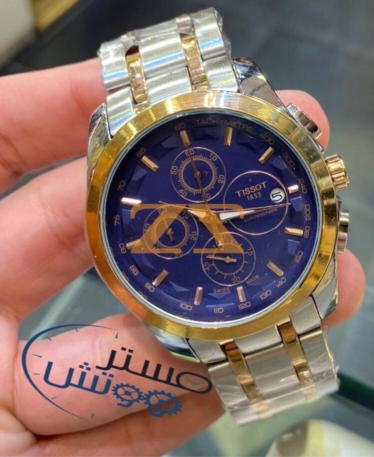 ساعة يد تيسوت كوبي ١