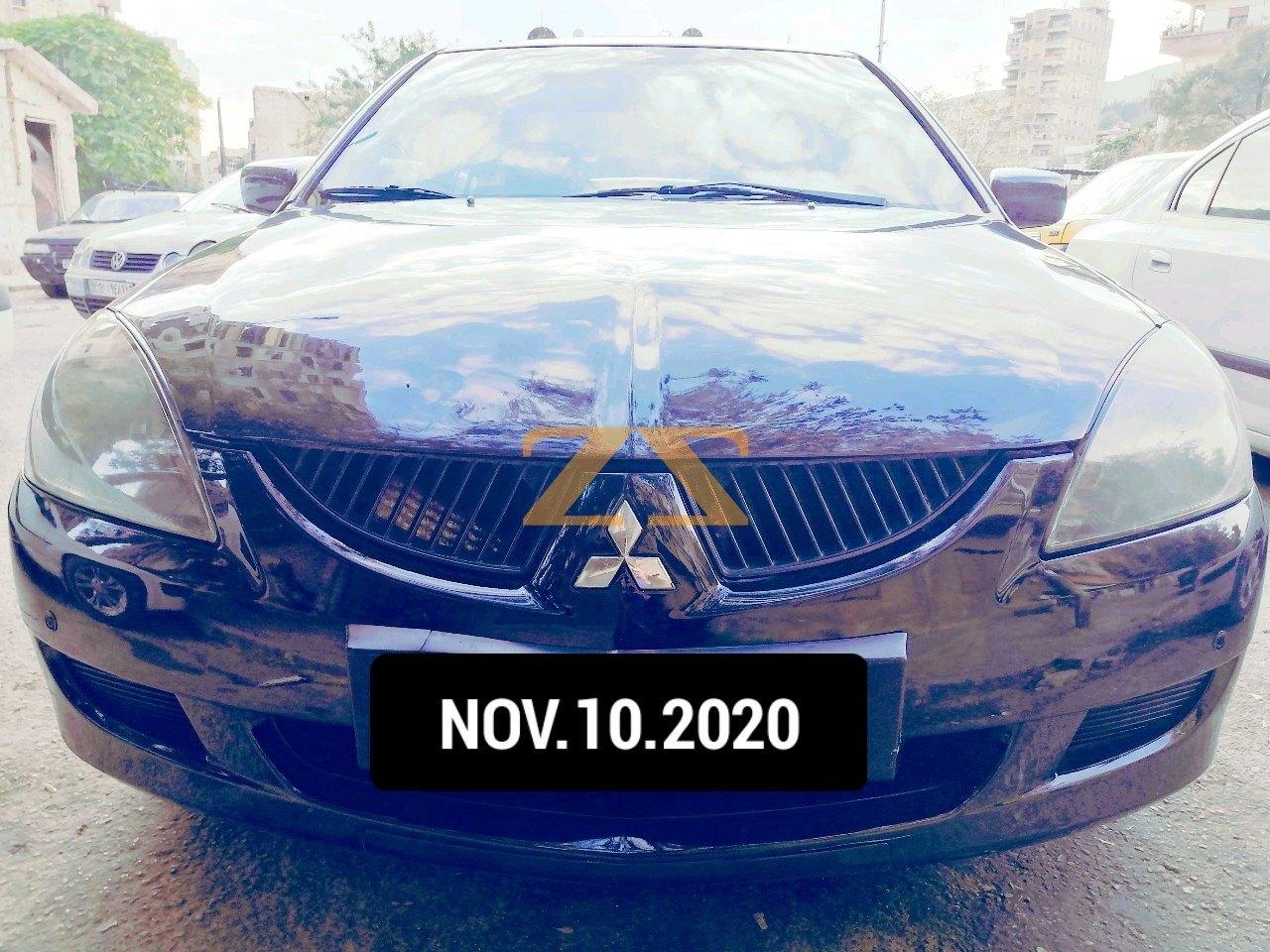 للبيع في دمشق Mitsubishi Lancer