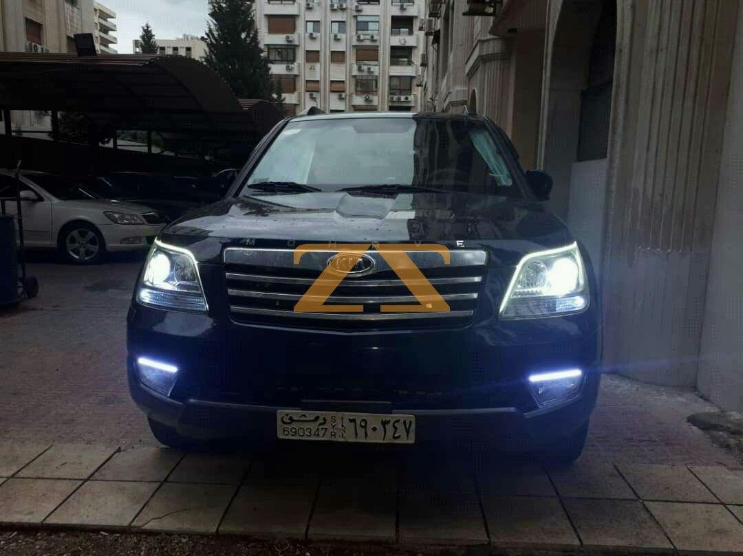 للبيع في دمشق KIA MOHAVE