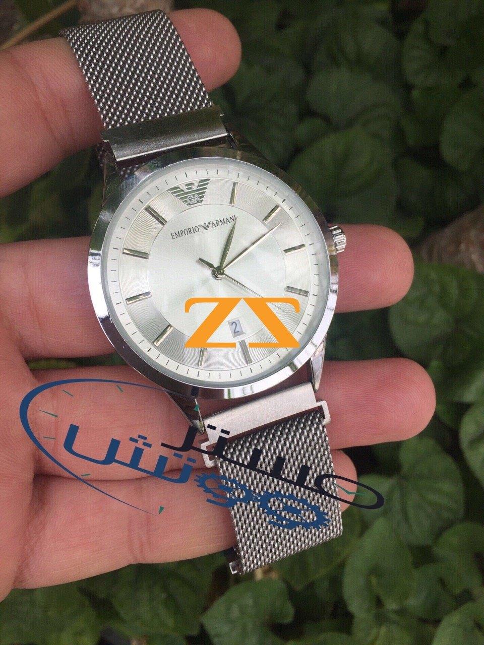 ساعة يد امبوريو ارماني