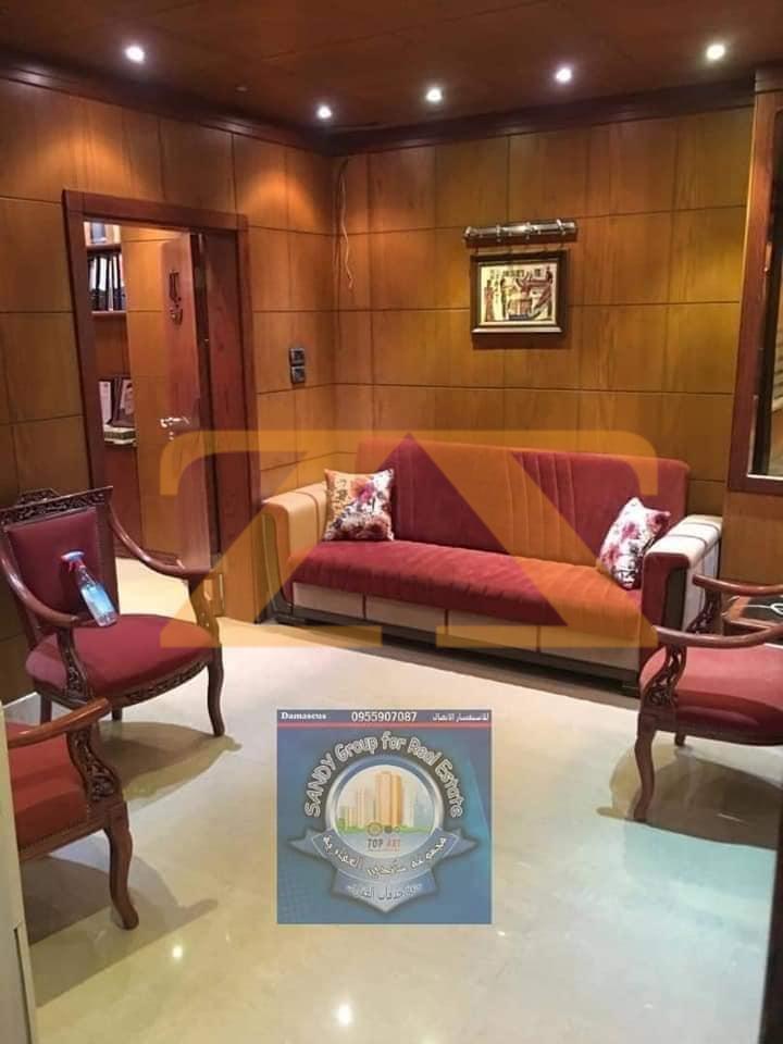 مكتب تجاري للبيغ في دمشق المرجة