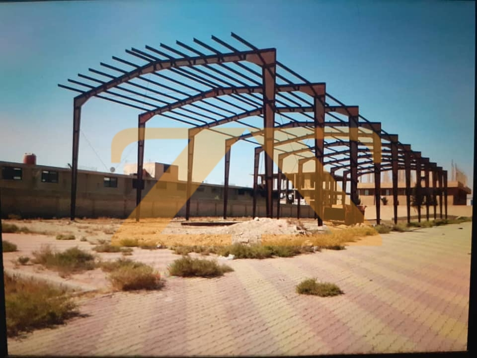 ارض للبيع في ريف دمشق عدرا الصناعية