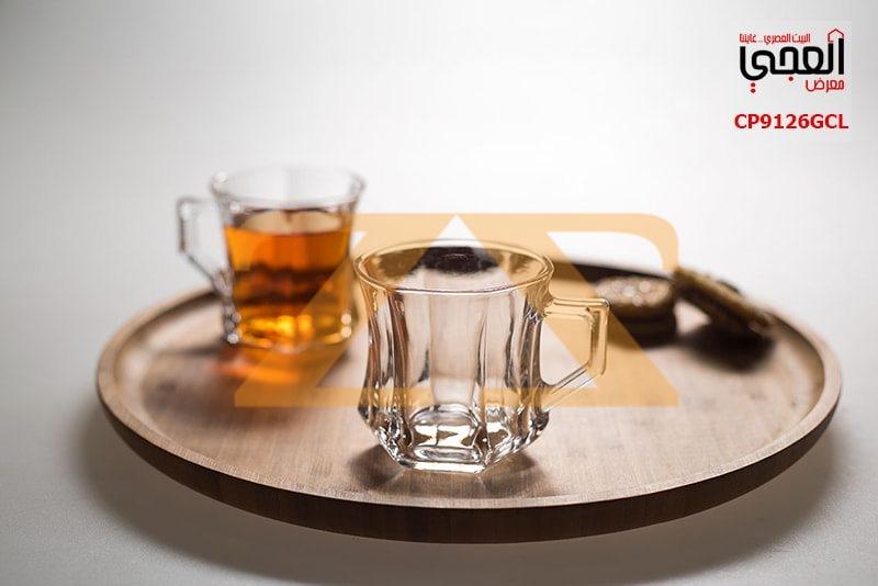 كاسات شاي بللور