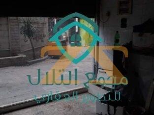 محل للايجار في دمشق القصاع