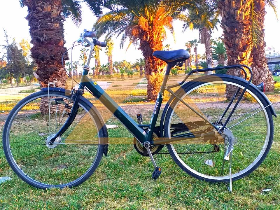 دراجة هوائية