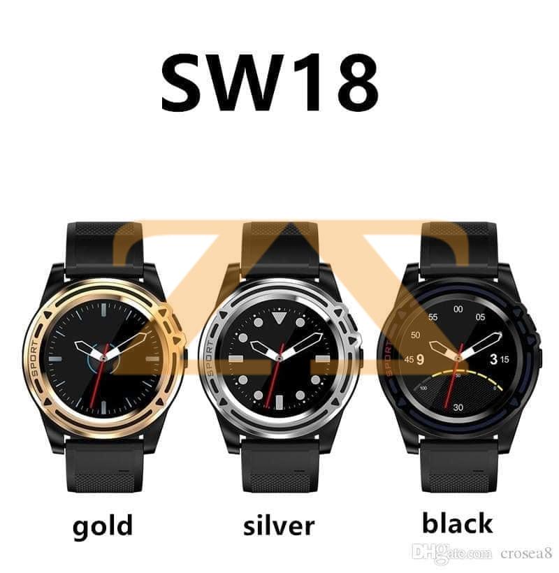ساعات Smart Watch موديل sw18