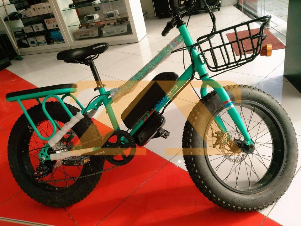 دراجة رياضية كهربائية