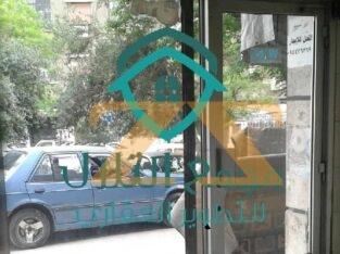 محل للايجار السنوي في دمشق العباسيين