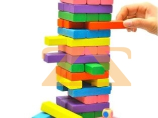 برج التحدي الخشب
