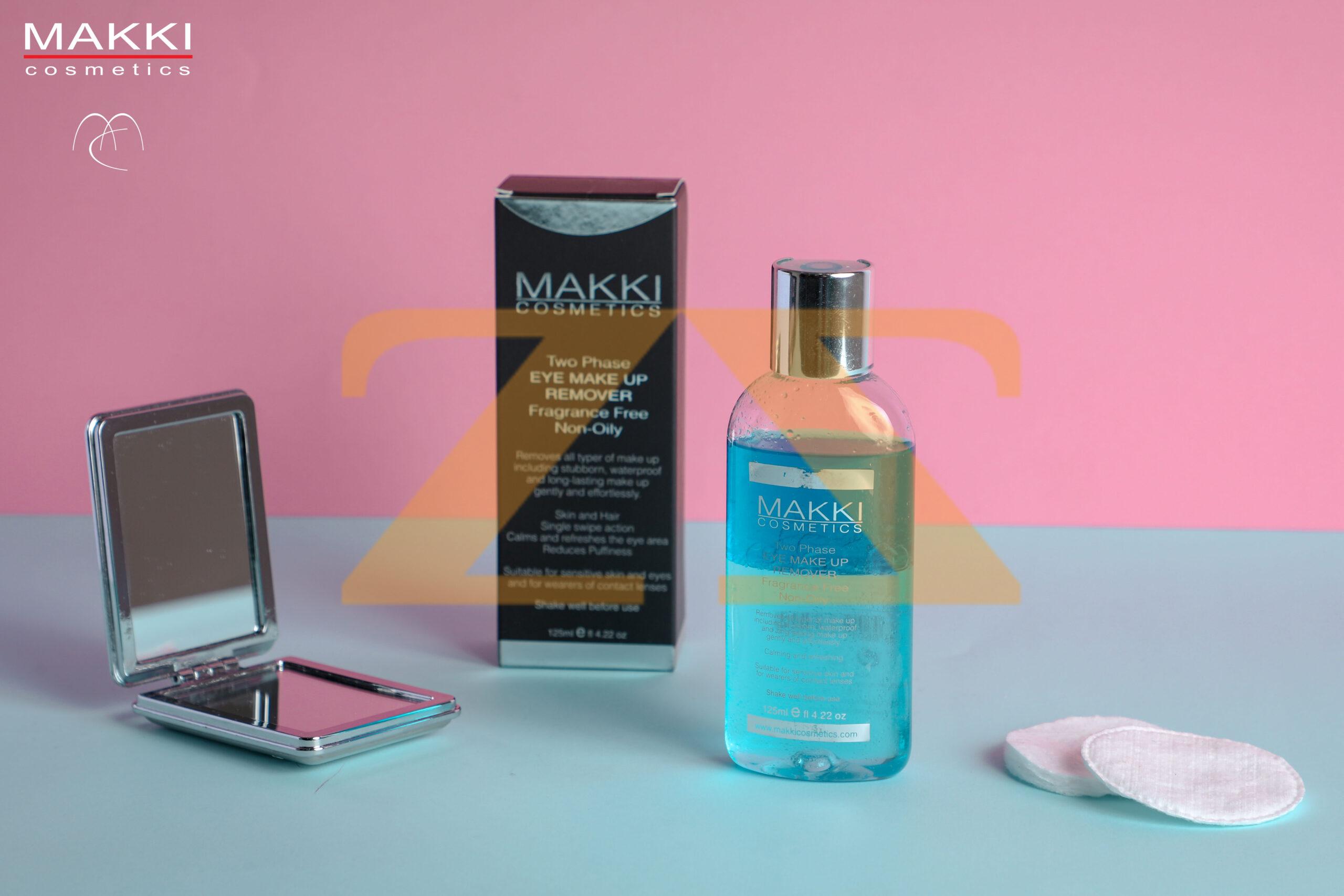 مزيل مكياج للعين من شركة مكي MAKKI EYE Makeup Remover