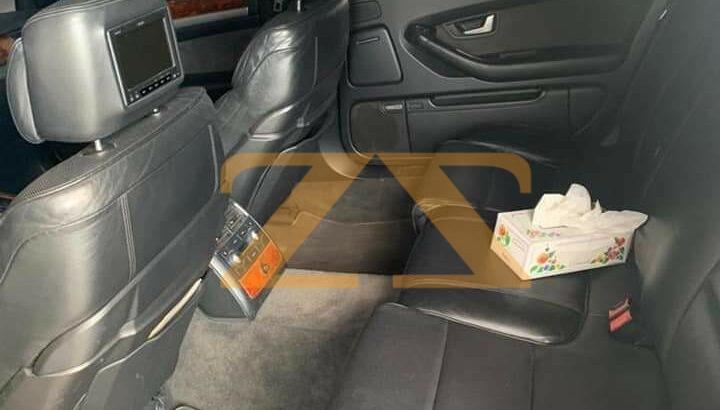 للبيع في دمشق Audi A8
