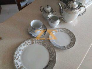 طقم فناجين شاي صيني