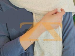 شال كويتي قماشة جديده
