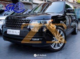 للبيع في دمشق سيارة رانج روفر فوغ HSE