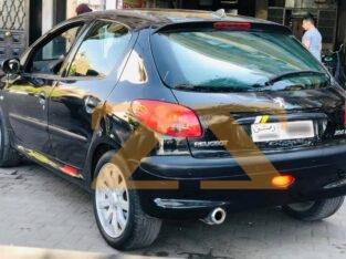 للبيع في دمشق بيجو 206