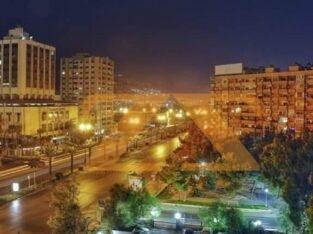 منزل للايجار في دمشق المزة