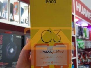 موبايل POCO C3